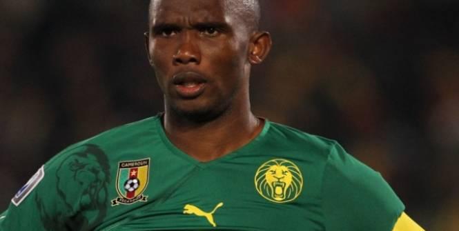 Cameroun suspendu, Togo puni dans Football etoo